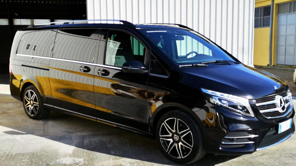 TransferSardinia.com - Mercedes-Benz V-Class