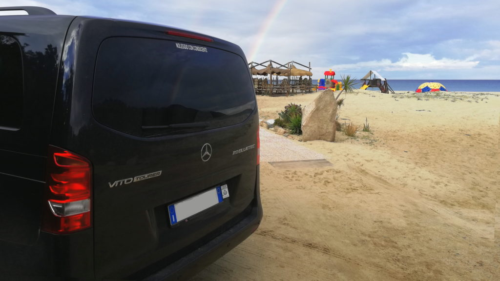TransferSardinia.com - Mercedes-Benz Vito Tourer 119 BlueTEC