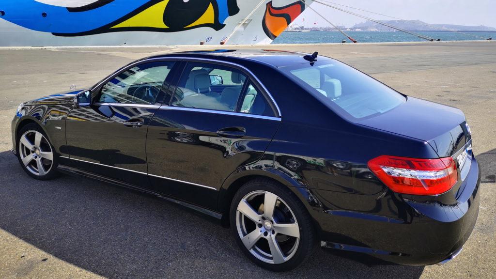 TransferSardinia.com - Mercedes-Benz Classe E Berlina